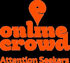 online crowd logo