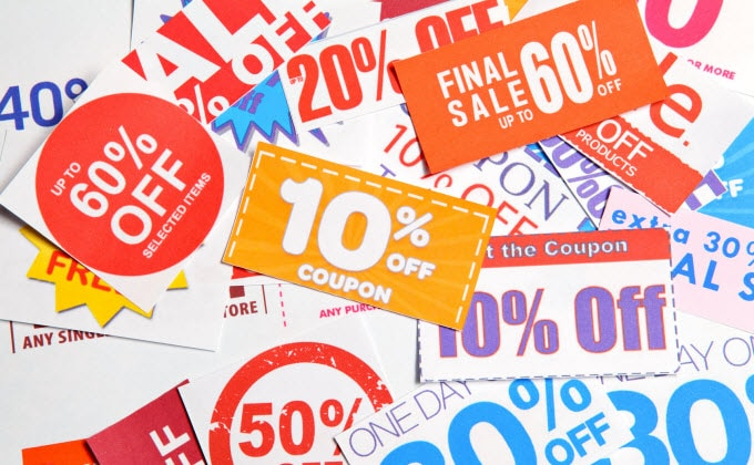 how to start a coupon business online