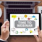 Utilize Webinars or Instructional Videos