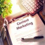 Engage in Original Content Marketing