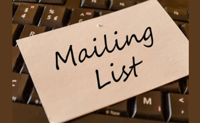 3 Ways to Exponentially Increase Your Email Marketing List