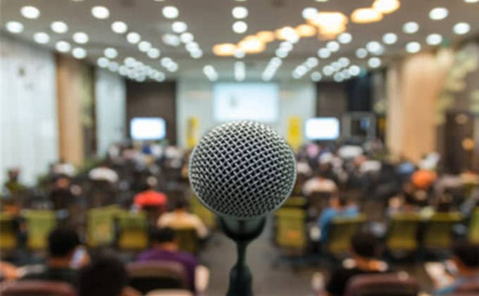 How to Snag Speaking Engagements for Marketing