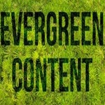 Include Evergreen Content