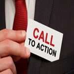 Use Offline Marketing Calls to Action